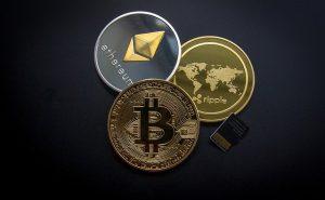die Bullen der Kryptowährung bei Bitcoin Code
